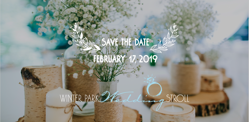 Winter Park Wedding Stroll